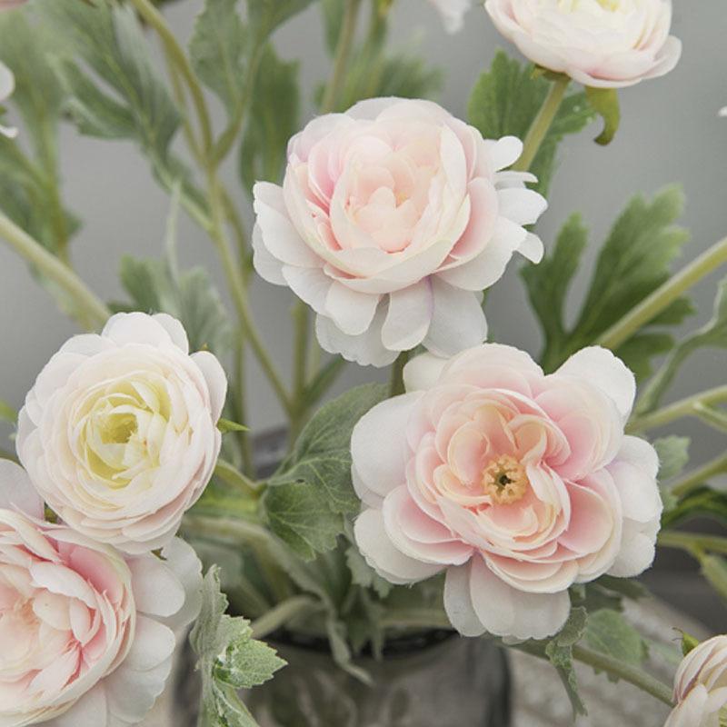 造花 インテリア フラワーアレンジメント ブーケ パーツ プレゼント ギフト 1束1本 引越し祝い 結婚祝い 退職祝い 花飾り 高級 おしゃれ|cactus0812|03
