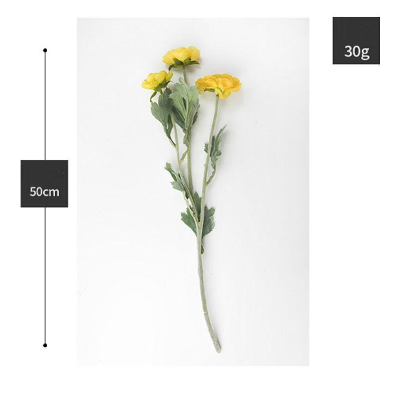 造花 インテリア フラワーアレンジメント ブーケ パーツ プレゼント ギフト 1束1本 引越し祝い 結婚祝い 退職祝い 花飾り 高級 おしゃれ|cactus0812|04