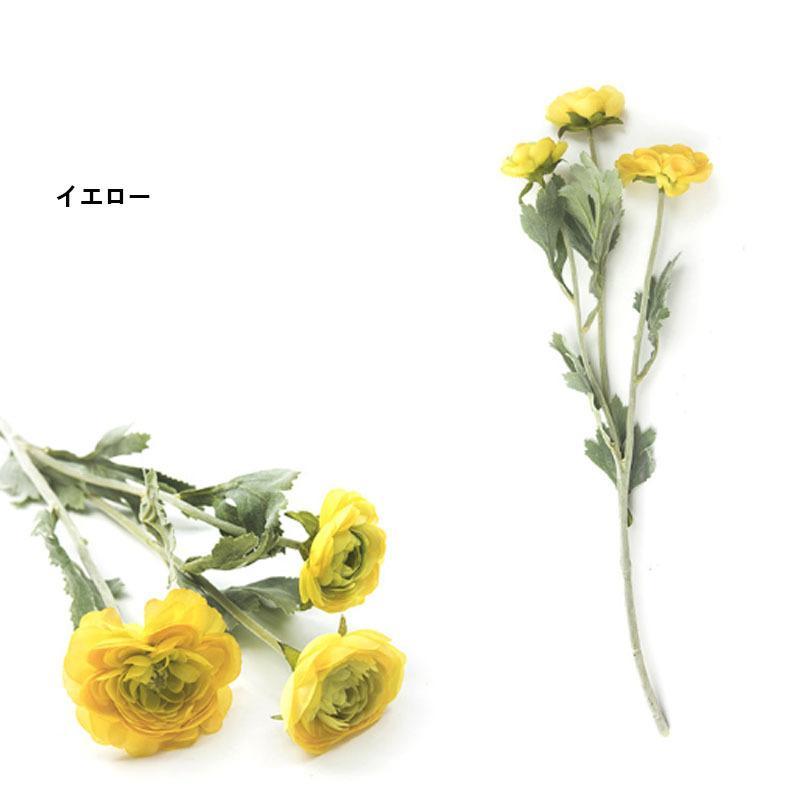 造花 インテリア フラワーアレンジメント ブーケ パーツ プレゼント ギフト 1束1本 引越し祝い 結婚祝い 退職祝い 花飾り 高級 おしゃれ|cactus0812|05