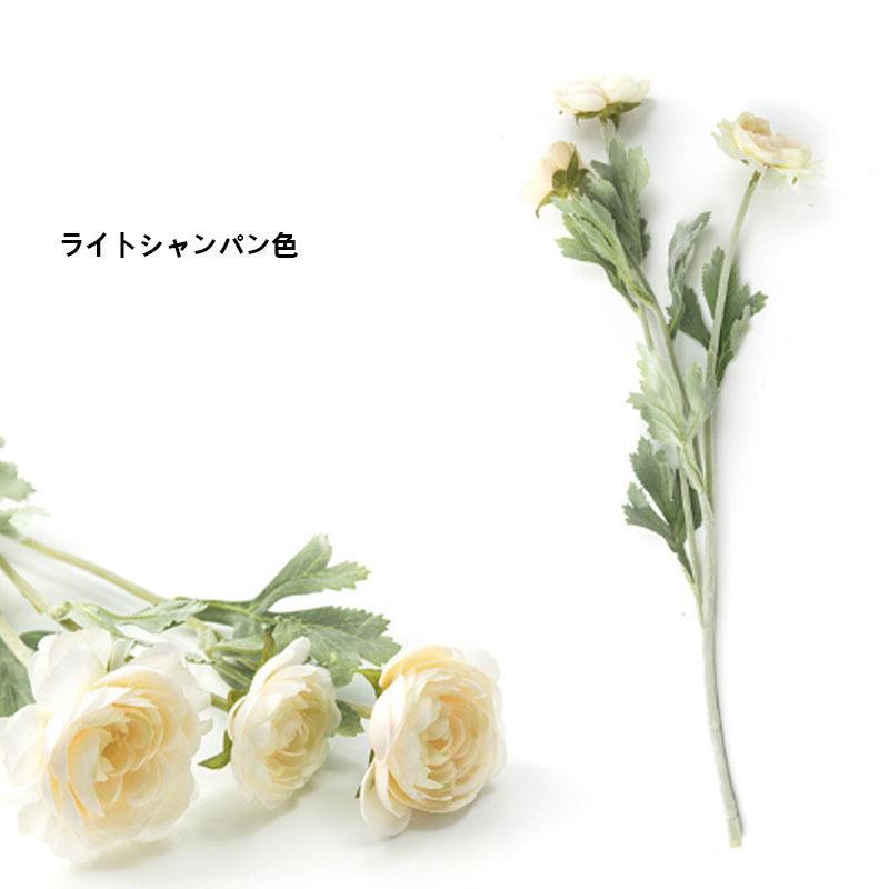 造花 インテリア フラワーアレンジメント ブーケ パーツ プレゼント ギフト 1束1本 引越し祝い 結婚祝い 退職祝い 花飾り 高級 おしゃれ|cactus0812|06
