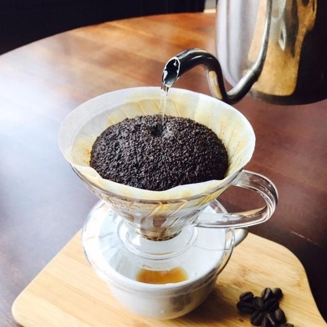 コーヒー豆 送料無料 ¥5500 →¥4000! マイルドブレンド - 1kg オトクなまとめ買い cafe-adachi 06