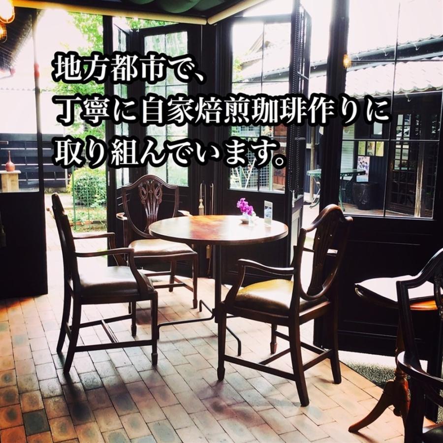 コーヒー豆 送料無料 ストレートコーヒー100g×4種類 人気No.1 飲み比べセット(パナマ・ゲイシャ入り)|cafe-adachi|11