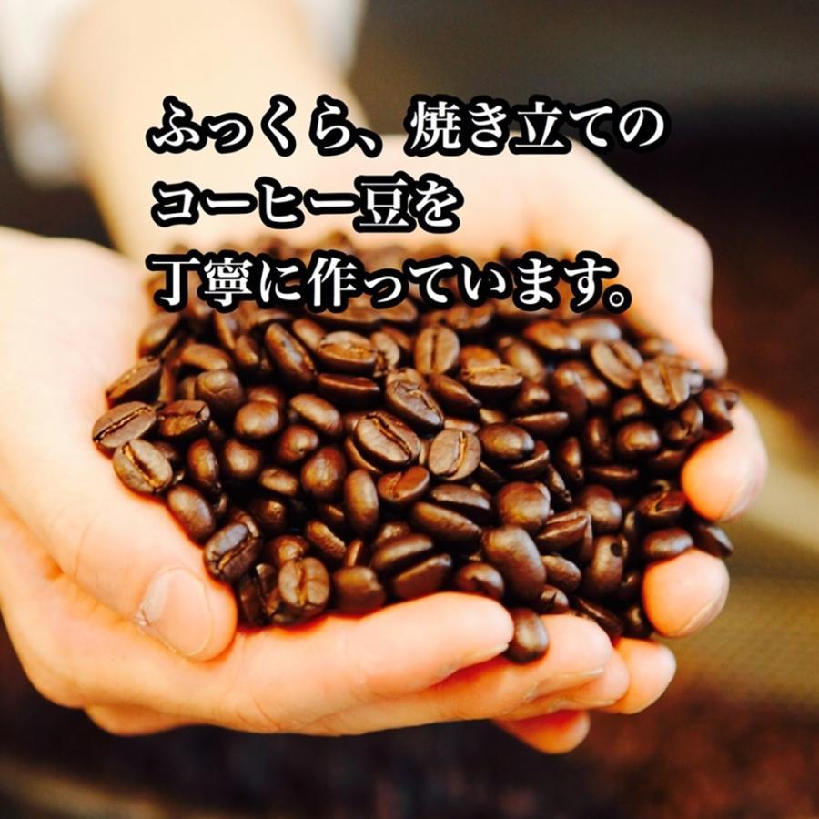 コーヒー豆 送料無料 ストレートコーヒー100g×4種類 人気No.1 飲み比べセット(パナマ・ゲイシャ入り)|cafe-adachi|12