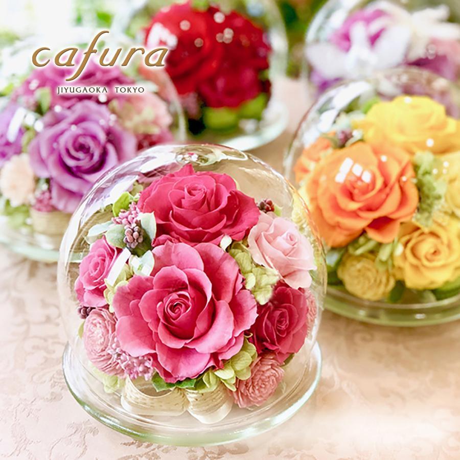 ラウンドガラスドーム