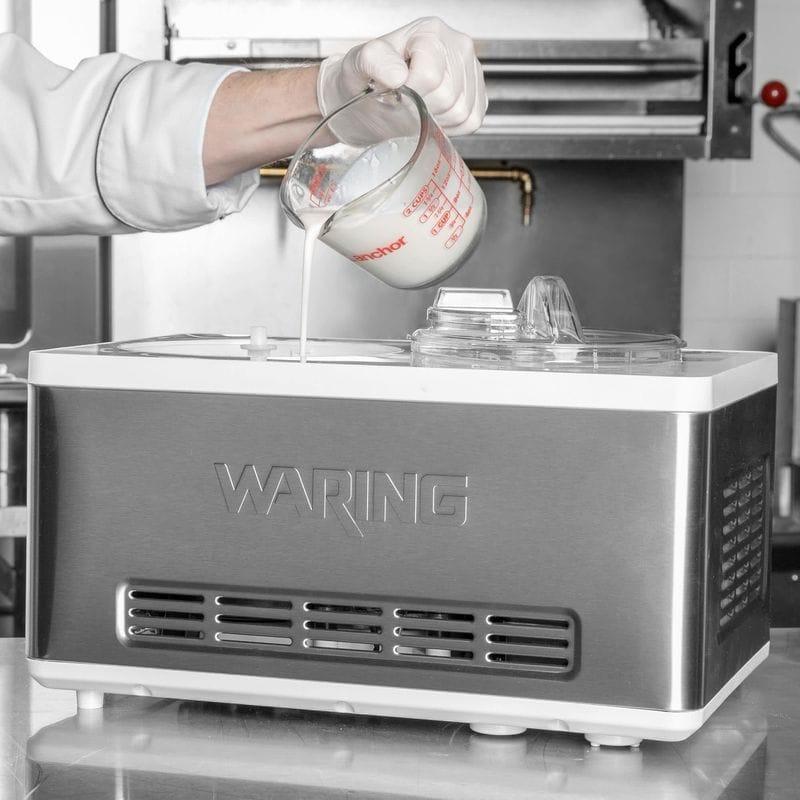 アイスクームメーカー 業務品質 ワーリング 2L コンプレッサー内臓