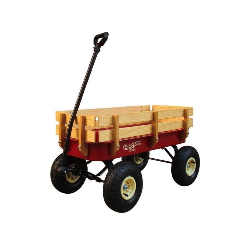 ケトラー クラッシック フライヤー ワゴン Kettler Classic Flyer All Terrain Air Tire Wagon 8428-182