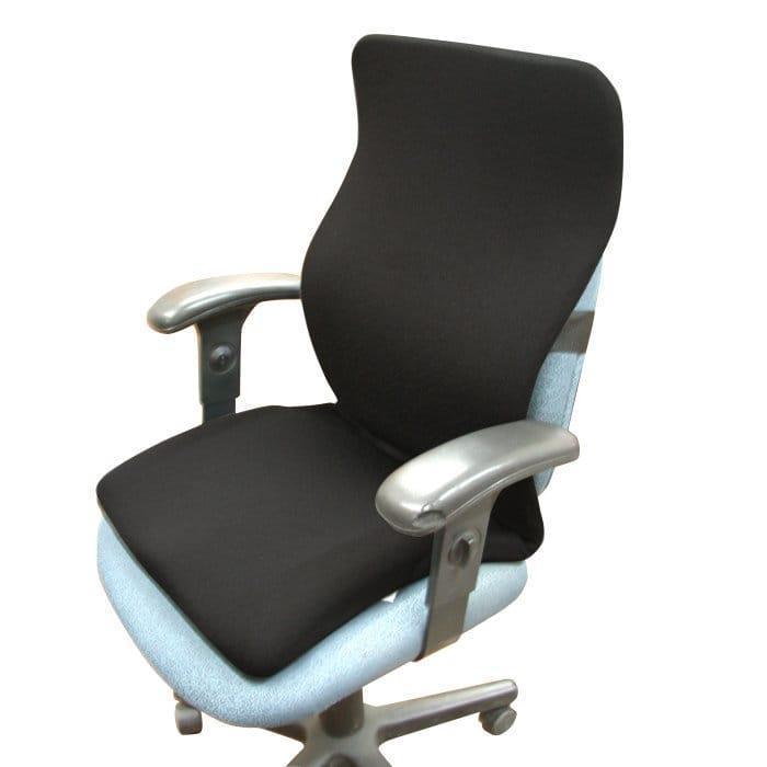 サクロ イース エルゴ チェアクッション ブラック Sacro-Ease Ergo Chair Cushion 黒
