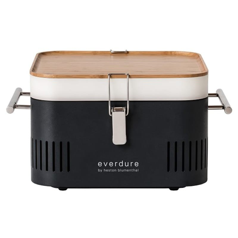 キューブ グリル バーベキュー 炭火焼 BBQ Everdure by Heston Blumenthal the Cube Grill