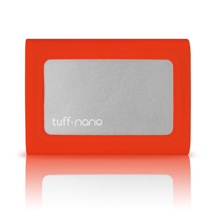 CalDigit Tuff nano ポータブル外付けSSD 512GB USB-C 3.2 Gen 2 caldigit-japan