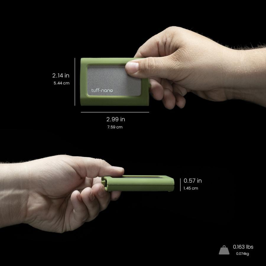 CalDigit Tuff nano ポータブル外付けSSD 512GB USB-C 3.2 Gen 2 caldigit-japan 13