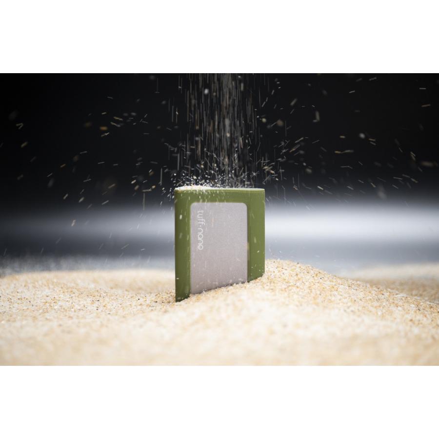 CalDigit Tuff nano ポータブル外付けSSD 512GB USB-C 3.2 Gen 2 caldigit-japan 07