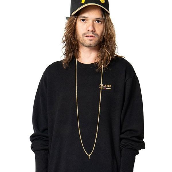 【内祝い】 【glamb(グラム)】Spike long long necklace-スパイクロングネックレス(GB0119-AC03), Suitable:0715f858 --- airmodconsu.dominiotemporario.com