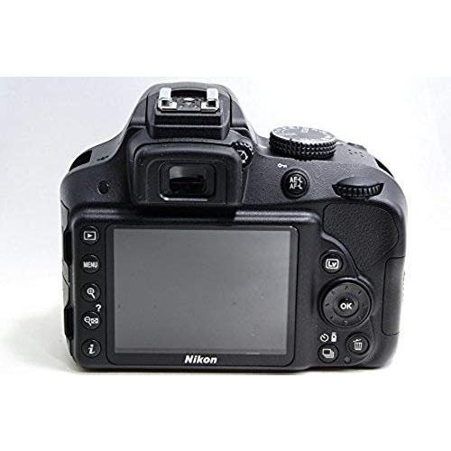 ニコン Nikon D3300 18-55 VR IIレンズキット ブラック D3300LKBK 新品SDカード付き <プレゼント包装承ります>|camera-fanksproshop|03