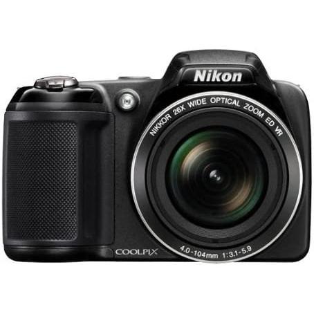 ニコン Nikon COOLPIX L320 CAMERA BLK 16.1MP 26XZM|camera-fanksproshop