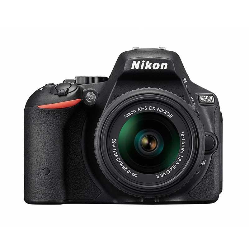 【ナダール東京】Nikon D5500 + AF-S DX NIKKOR 18-55mm f/3.5-5.6G VR II 2ヶ月レンタル camera-rental