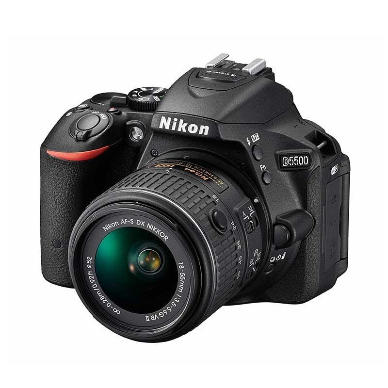【ナダール東京】Nikon D5500 + AF-S DX NIKKOR 18-55mm f/3.5-5.6G VR II 2ヶ月レンタル camera-rental 02