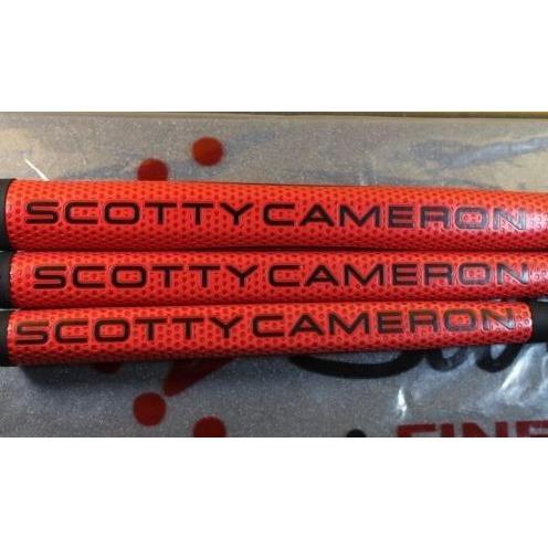 スコッティキャメロン グリップ マタドール ( レッド / ミッドサイズ ) Red Matador - Medium ( Scotty Cameron / 正規品 / カスタム / 新品 )|cameron-himawari|02