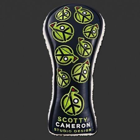 スコッティキャメロン ヘッドカバー 2015 Club Cameron Utility Headcover