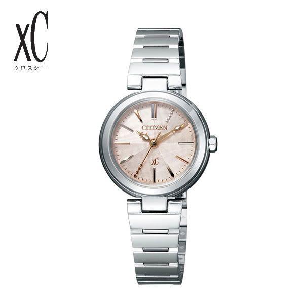 魅力的な エントリーでポイント最大15倍 CITIZEN シチズン腕時計 レディス レディース エコ・ドライブ クロスシー XC 腕時計, ロコアラモード 1880787a