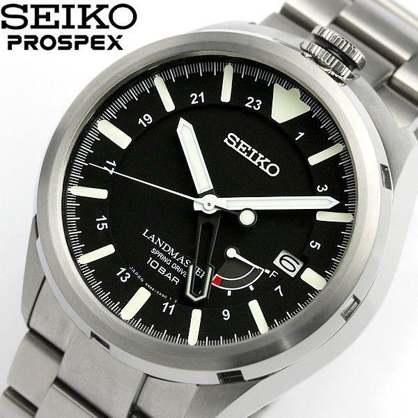 SEIKO セイコー PROSPEX プロスペックス メンズ 腕時計 ランドマスター SBDB005 cameron