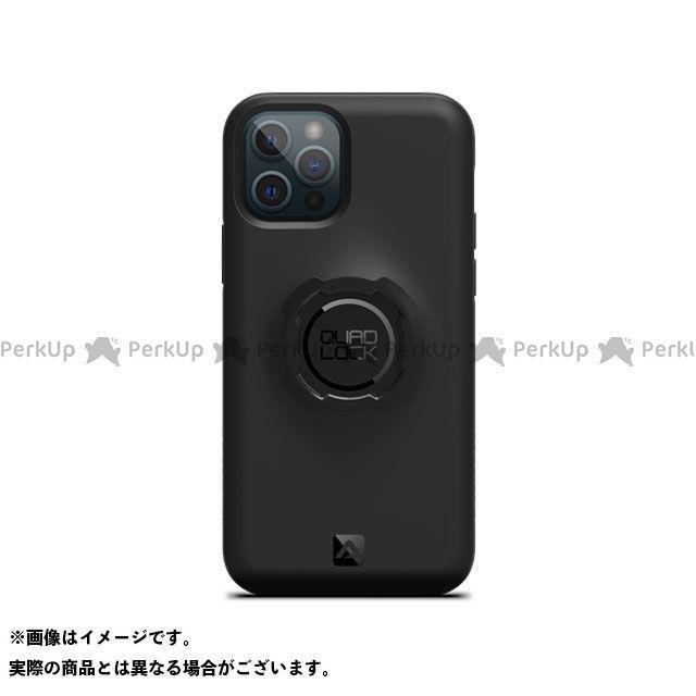 【無料雑誌付き】クアッドロック TPU・ポリカーボネイト製ケース - iPhone 12 / 12 Pro用 QUAD LOCK camp