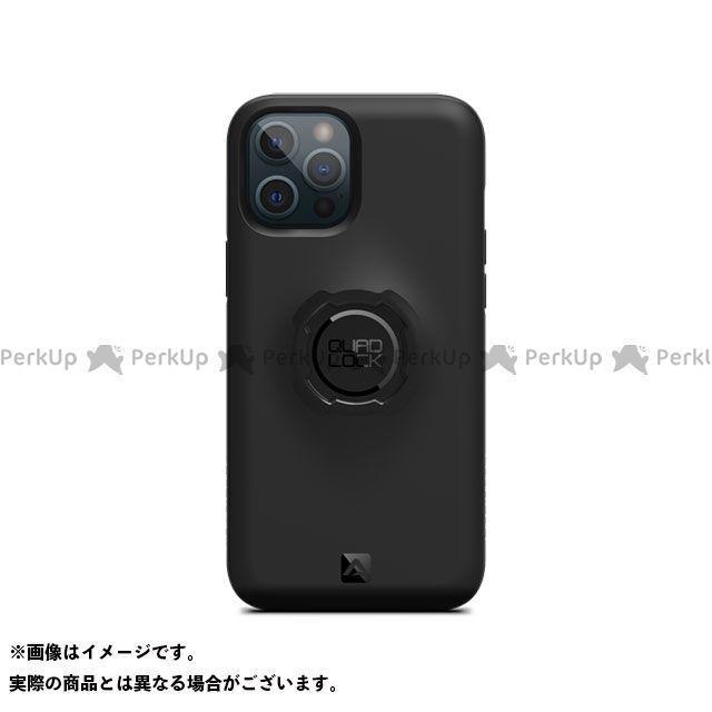 【無料雑誌付き】クアッドロック TPU・ポリカーボネイト製ケース - iPhone 12 Pro Max用 QUAD LOCK|camp
