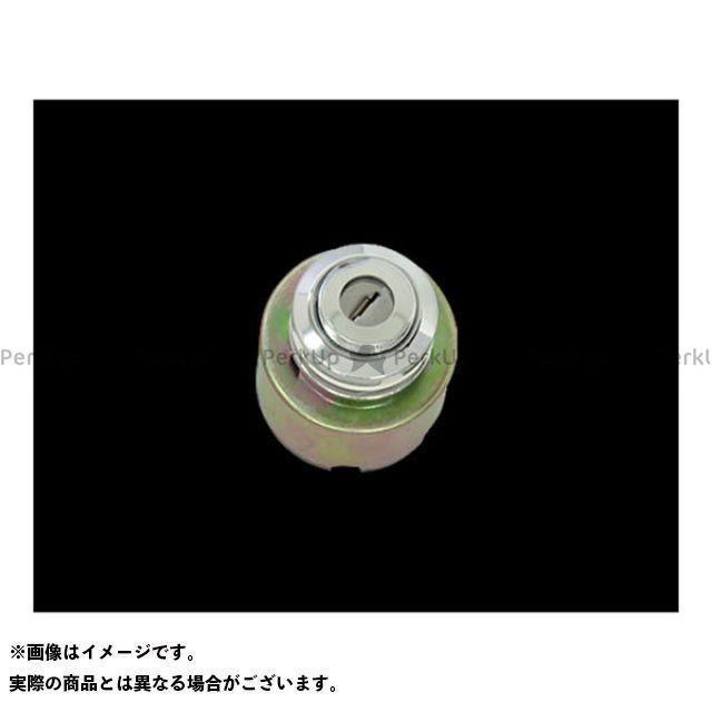 【無料雑誌付き】ネオファクトリー ハーレー汎用 クロームイグニッションスイッチ on/off/スターター Neofactory|camp|02