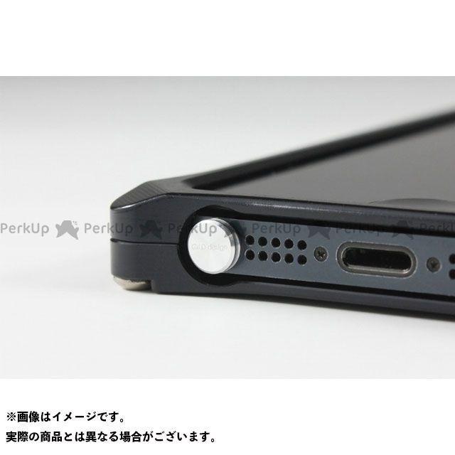 【無料雑誌付き】GILD design(mobile item) GA-200S アルミ削り出しイヤホンジャックカバー(シルバー) GILD des…|camp|02