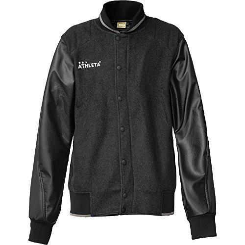 ATHLETA(アスレタ) フリーススタジャン 04113 Lサイズ ブラック