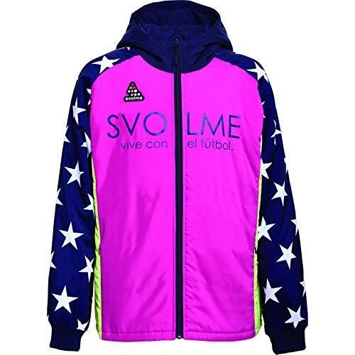 SVOLMEスボルメ 中綿ピステジップパーカー Mサイズ 163-86501 [070] (ピンク) ピンク