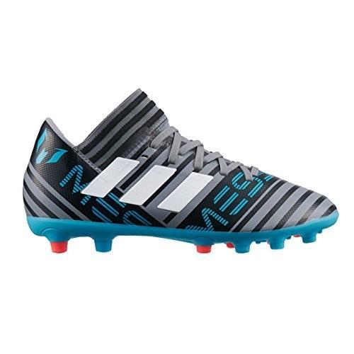 アディダス(adidas) ジュニア ネメシス メッシ 17.3-ジャパン HG J(グレー/ランニングホワイト/コアブラック) CQ1907 グレー/Rホワイト/Cブラック 18.5cm