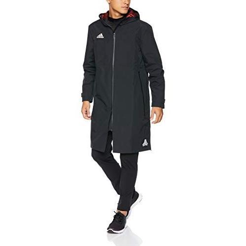 [アディダス] サッカーウェア タンゴ CAGE テックコート EUV14 [メンズ] ブラック (CW7392) J/Sサイズ