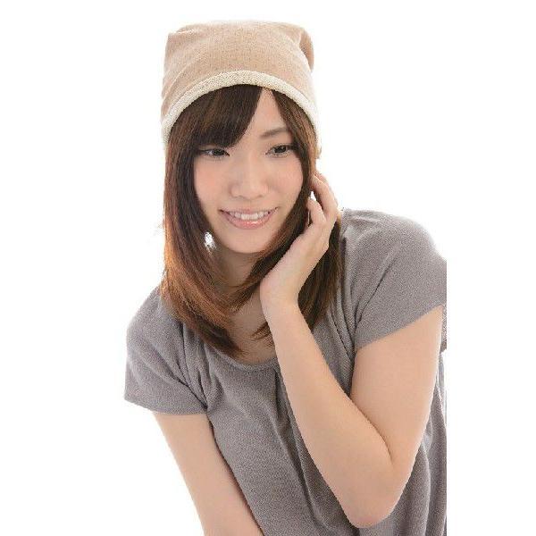 室内用帽子 オーガニックコットンエリゼサマーワッチ SIGN FLABEL NOC認定商品|canalsigncom