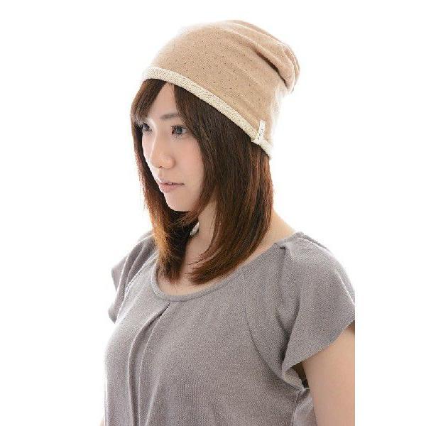室内用帽子 オーガニックコットンエリゼサマーワッチ SIGN FLABEL NOC認定商品|canalsigncom|02
