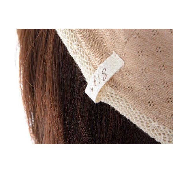 室内用帽子 オーガニックコットンエリゼサマーワッチ SIGN FLABEL NOC認定商品|canalsigncom|04