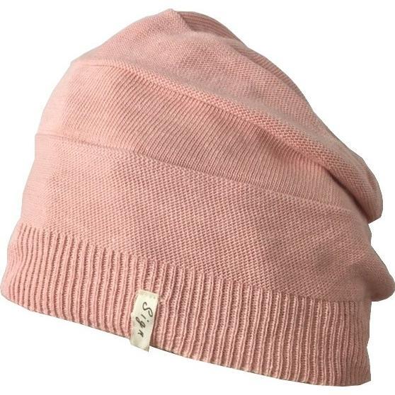 室内用帽子 草木染ニットワッチ 3色展開 オーガニックコットン混 SIGN FLABEL|canalsigncom