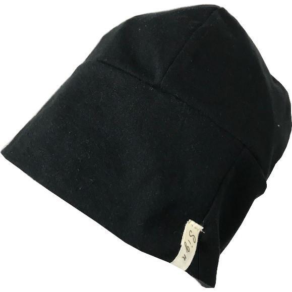 室内用帽子 オーガニックコットン天4方ワッチ NOC認定商品 日本製 SIGN Flabel|canalsigncom|07