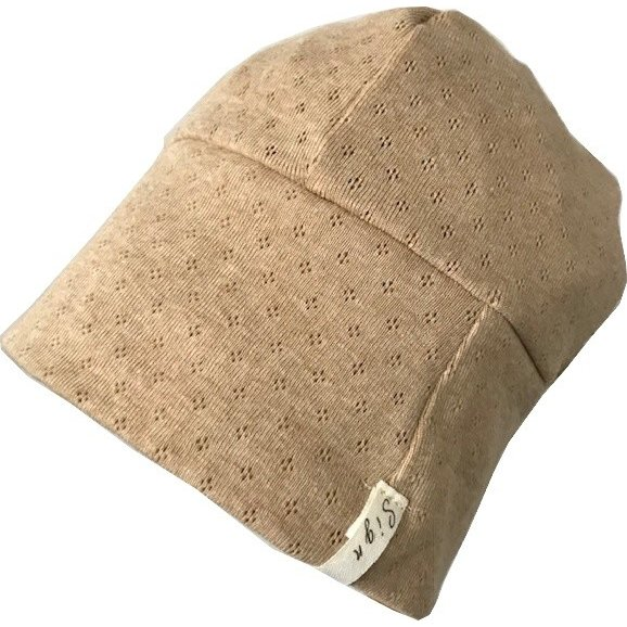 室内用帽子 オーガニックコットン天4方ワッチ NOC認定商品 日本製 SIGN Flabel|canalsigncom|06