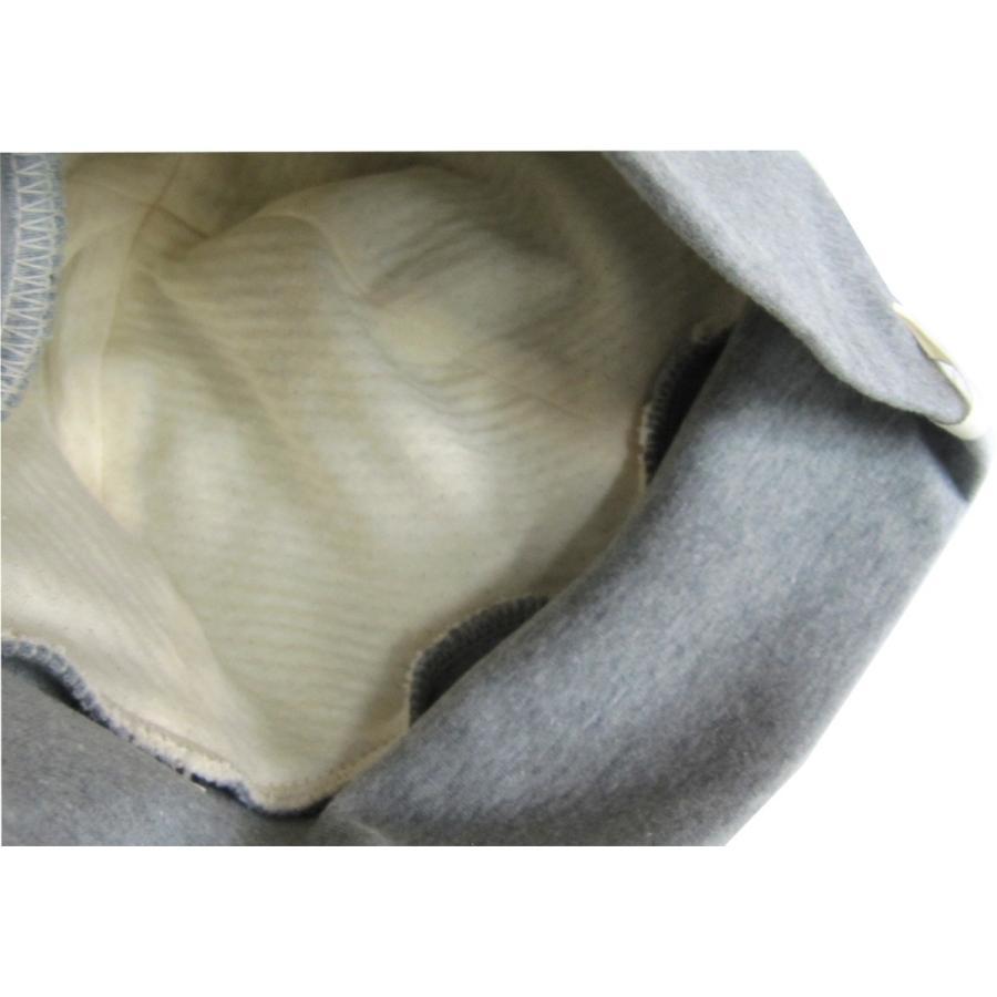 室内用帽子 オーガニックコットン天4方ワッチ NOC認定商品 日本製 SIGN Flabel|canalsigncom|02