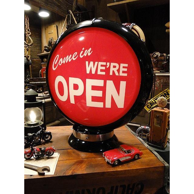 【全国送料無料】【即納】【在庫あり】 ガスランプ(オープン) アメリカ雑貨 アメリカン雑貨