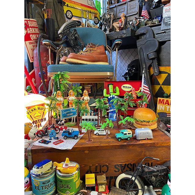 南の島のヤシの木のオブジェ(Lサイズ2本セット) ■ アメリカン雑貨 アメリカ雑貨|candytower|06