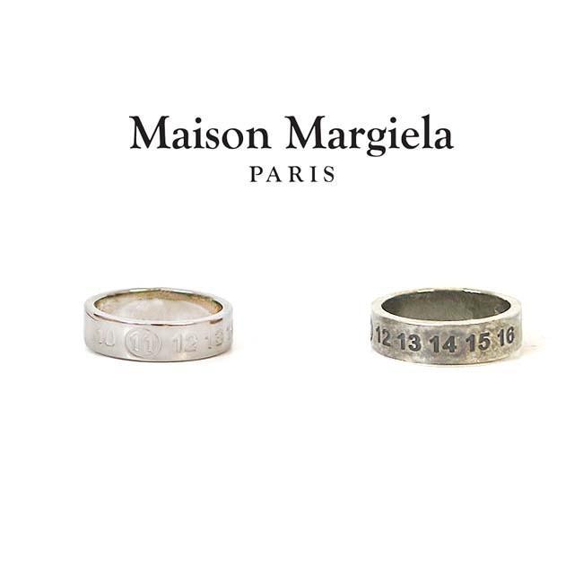 最新作の MAISON 指輪 MARGIELA メンズ 指輪 メゾン マルジェラ リング リング メンズ アクセサリー SILVER LOGO 'NUMBERS' RING【S30UQ0016-S11914】, ボウノツチョウ:a94d7145 --- airmodconsu.dominiotemporario.com