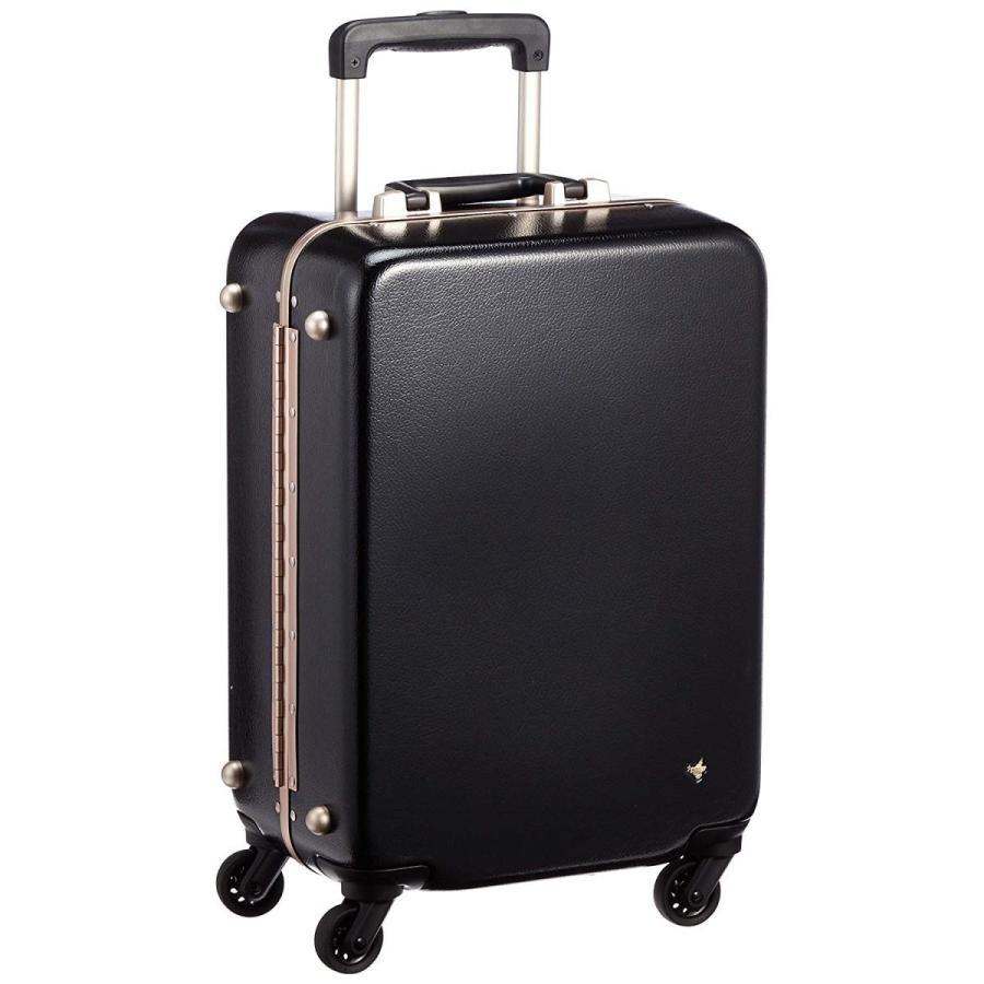 [ハント] HaNT スーツケース ラミエンヌ 30L 3.4Kg 機内持込サイズ 05631 01 (オペラノワール)
