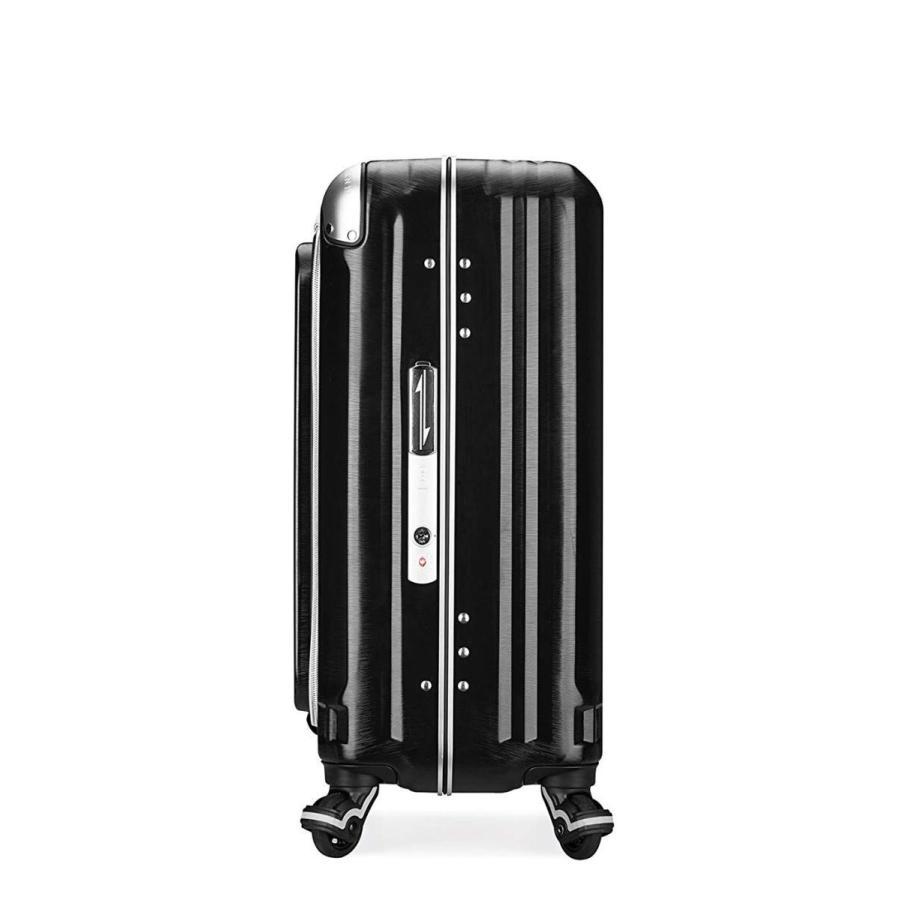 [レジェンドウォーカー] legend walker スーツケース 機内持ち込み対応 ビジネスキャリー グランシリーズ 6603-50 BK