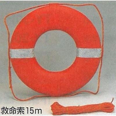 つくし工房 浮環 浮輪 救命用具 大 3621