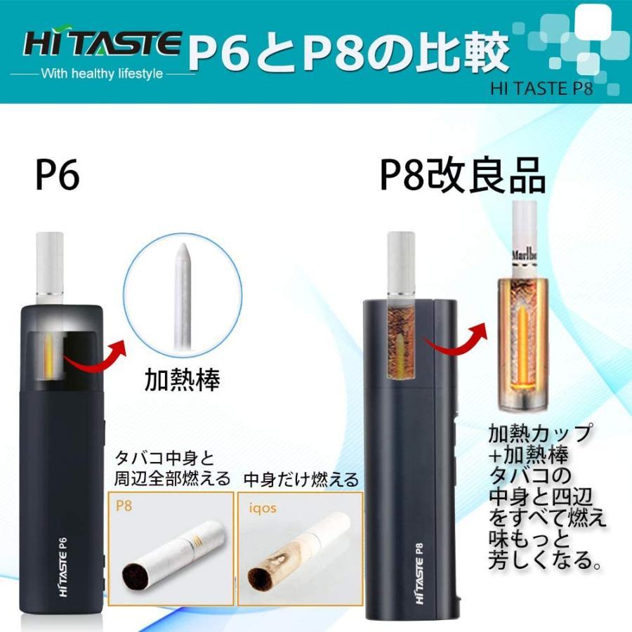 アイコス互換機 最新モデル 2020年版 HITASTE P8|capnos-shop|02
