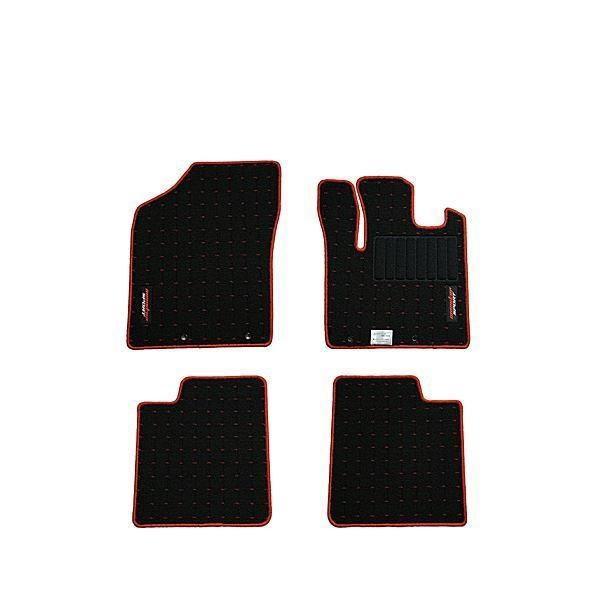 Monster SPORT モンスタースポーツ  894550-7300M フロアマット 5AGS/CVT アルトワークス/アルトターボRS/アルト[HA36S] / キャロル[HB36S]用 car-parts-shop-mm