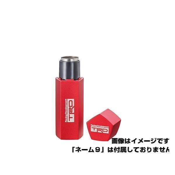 TRD MS029-00014 スタンプジャケット レッド STAMP JACKET グッズ|car-parts-shop-mm