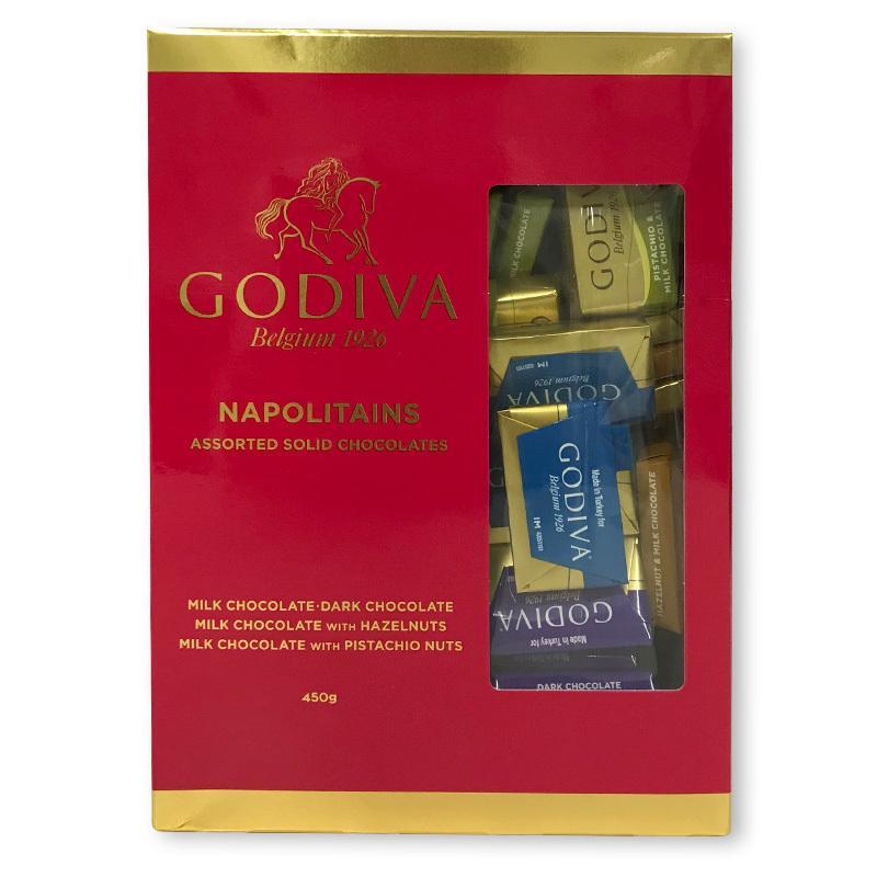 ゴディバ GODIVA ナポリタン 4種 アソート Napolitans 450g チョコレート chocolate コストコ costco クール便|caramelcafe|03