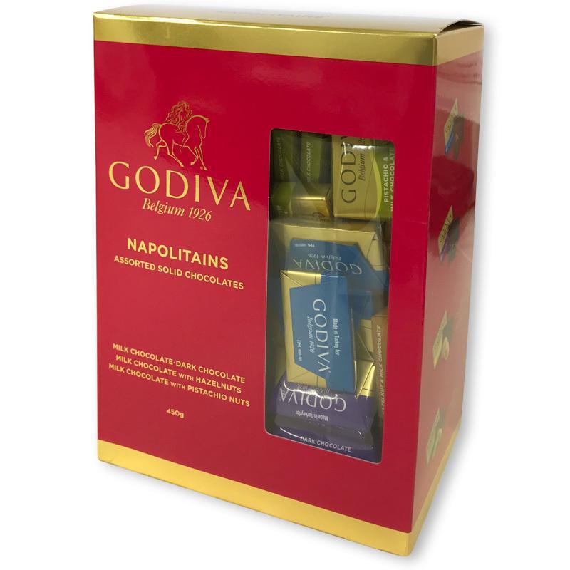 ゴディバ GODIVA ナポリタン 4種 アソート Napolitans 450g チョコレート chocolate コストコ costco クール便|caramelcafe|04